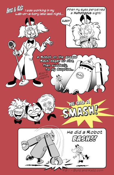 Monster Smash Pg1