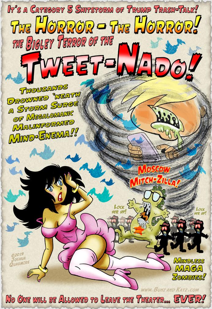 Tweet Nado!