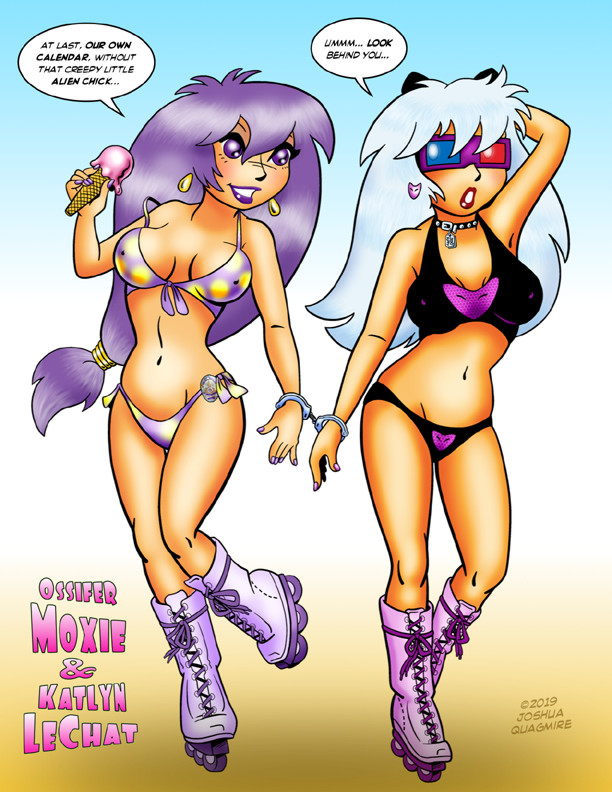 Moxie & Katlyn