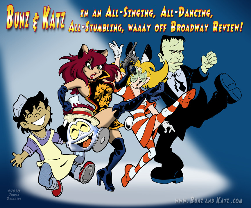 All-Singing All-Dancing