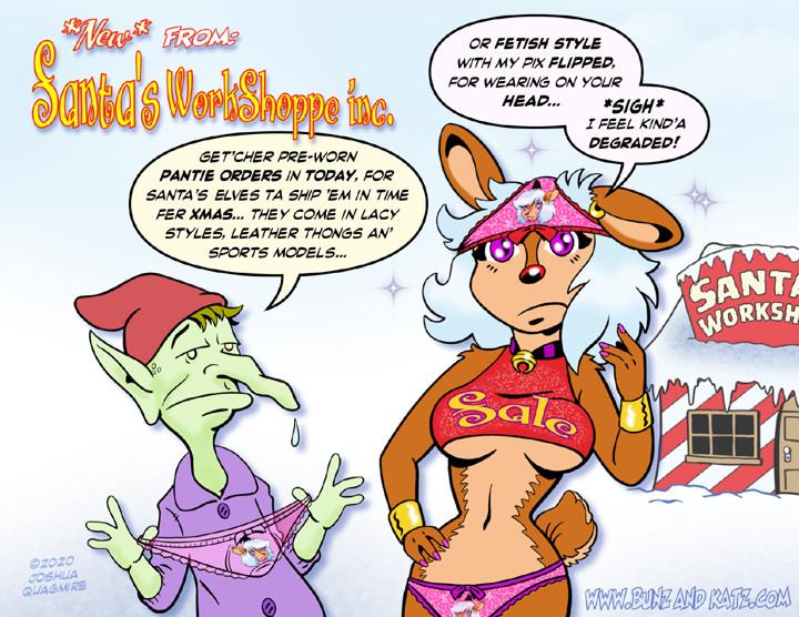 Rudie's Panties Promo
